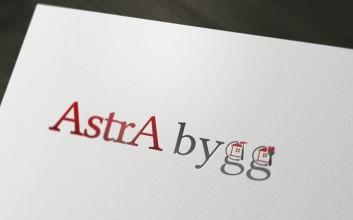 Astra bygg Logo
