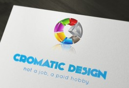 Cromatic Design Logo
