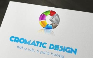 Cromatic Design Logo