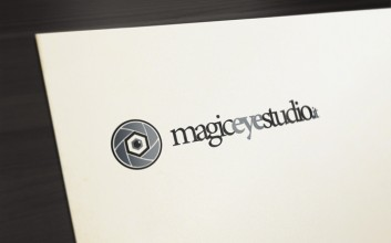 Magic Eye Studio Logo