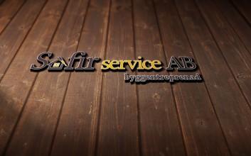 Safir Service AB Logo