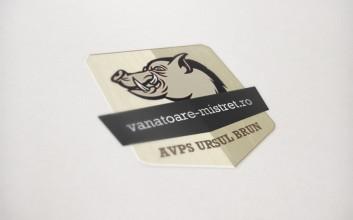 Vanatoare Mistret Logo