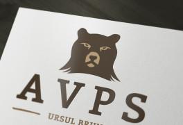 avps ursul brun logo