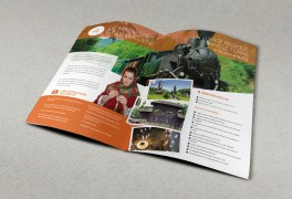 Agora Travel Brochure