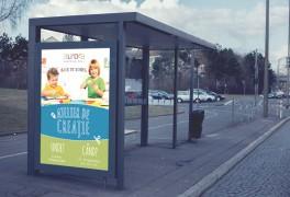 "Vizual ""Atelier de creatie"" Aurora Mall Buzau"