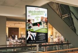 """Aurora Mall """"Targ Activitati Extrascolare"""" Vizual"""