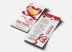 Valentine's Day DL Flyer