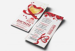 Valentine's Day DL Flyer