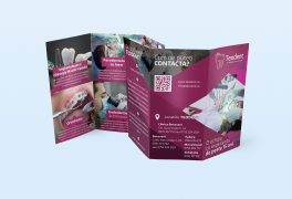 Trifold Brochure Teodent