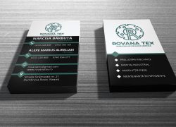 RovanaTex Business Card